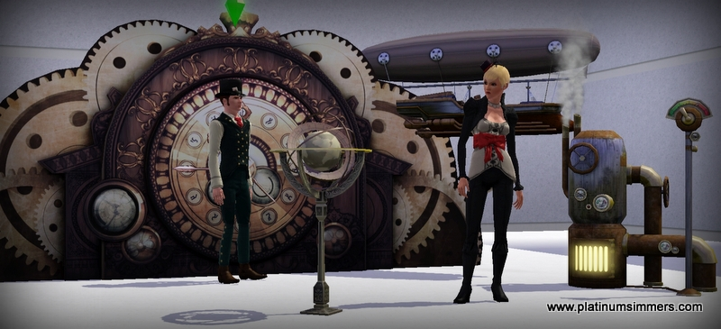Steampunk Showtime Set
